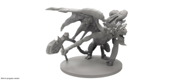 Figurine gargouille (mini boss)